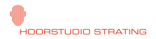 Hoorstudio Strating logo